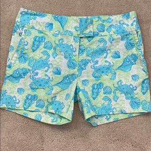 Lilly Pulitzer women's stretch shorts